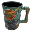 SeaWorld Coffee Cup - Steampunk Sea Life