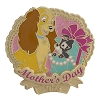 Disney Mother's Day Pin - Mothers Day 2015 - Lady & Scamp