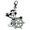 Disney Lanyard Medal - Classic Mickey Steamboat Willie