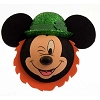 Disney Antenna Topper - St Patrick's Day - Leprechaun Mickey