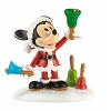 Disney Village Figure - Mickey Ringing In The Holidays