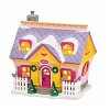 Dept. 56 - Disney Village - Minnie's House