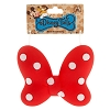 Disney Tails Pet Toy - Minnie Mouse Signature Bow Chew Toy