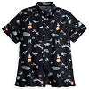 Disney Men Shirt - Star Wars Woven Shirt for Men