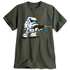 Disney Adult Shirt - Star Wars - Stormtrooper Tee - Pew Pew