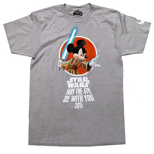 9150db85 Add to My Lists. Disney Adult Shirt - Star Wars May The 4th Be With You ...