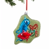 Universal Studios Ornament - Dr. Seuss - Red Fish Blue Fish