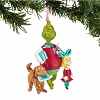 Department 56 - Grinch - Walking To Class Ornament