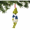 Universal Ornament - Dr. Seuss - Grinch Blue Deer Sweater