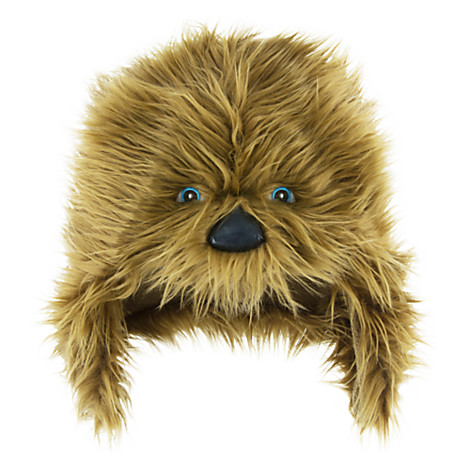 Disney Plush Ears Hat - Star Wars - Chewbacca