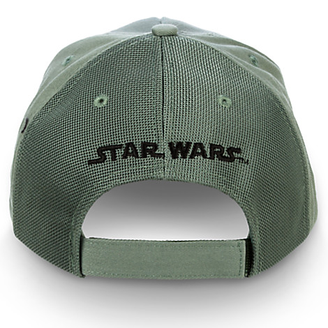 Disney Baseball Cap - Star Wars Weekends 2015 - Boba Fett Adult c27fec4ccb6
