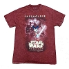 Disney Adult Shirt - Star Wars Weekends 2015 Logo Passholder