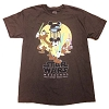 Disney Adult Shirt - Star Wars Weekends 2015 Jedi Trio