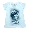 Disney Womens Burnout Tee - Star Wars Weekends 2015 Logo