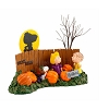 Peanuts Figurine - Where Is The Great Pumpkin?