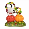 Peanuts Figurine - Happy Harvest