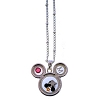 Disney Charm Keeper Necklace - Mickey Mouse