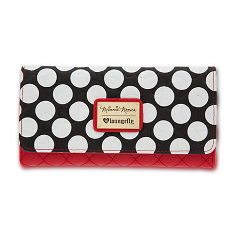 0335f595e88 Add to My Lists. Disney Loungefly Wallet - Minnie Mouse Signature