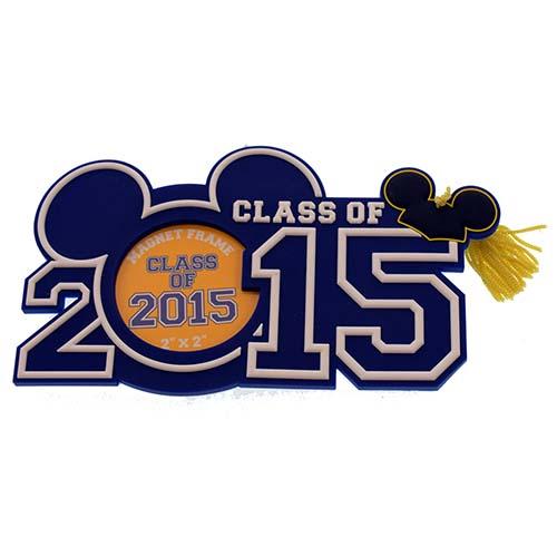 Disney Magnet Photo Frame Class Of 2015
