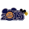 Disney Magnet Photo Frame - Class of 2015