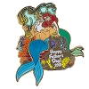 Disney Father's Day Pin - 2015 Ariel and King Triton