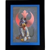Disney Print - Star Wars Laser Cel - Pluto as R2-D2