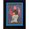 Disney Print - Star Wars Laser Cel - Minnie Leia