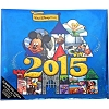Disney Scrapbook Album 12 x 12 - 2015 Tourist Mickey and Friends - Logo