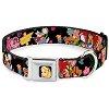Disney Designer Pet Collar - Alice in Wonderland Mad Hatter Tea Party