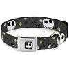 Disney Designer Pet Collar - NBC - Jack - Halloween Elements