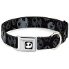 Disney Designer Pet Collar - NBC - Jack Skellington - Expressions