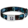 Disney Designer Pet Collar - Santa Jack - Nightmare Before Christmas