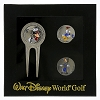 Disney Golf Ball Marker - Disney 4 pc. Golf Marker Set - Silver