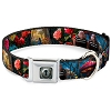 Disney Designer Pet Collar - Alice In Wonderland Through the Keyhole