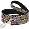 Disney Designer Pet Leash - Mickey Mouse Wearing Glasses