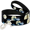 Disney Designer Pet Leash - NBC - Jack Sally and Zero - Moon Scenes