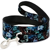 Disney Designer Pet Leash -  Santa Jack - Nightmare Before Christmas