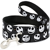 Disney Designer Pet Leash - NBC Jack Expressions - Gray