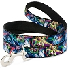 Disney Designer Pet Leash - Toy Story - Buzz Lightyear Colorful Poses