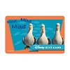 Disney Collectible Gift Card - Finding Nemo - Mine!