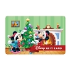 Disney Collectible Gift Card - Mickey & Minnie Tangled Lights