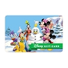 Disney Collectible Gift Card - Mickey & Pals - Snow Day