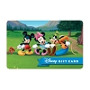 Disney Collectible Gift Card - Tug of War - Mickey & Pals