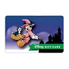 Disney Collectible Gift Card - Minnie's Night Flight - Halloween