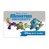 Disney Collectible Gift Card - MU: #1 Scare School