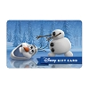 Disney Collectible Gift Card - Olaf - Lost My Head
