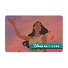 Disney Collectible Gift Card - Pocahontas