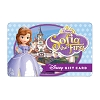 Disney Collectible Gift Card - Sofia the First