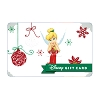Disney Collectible Gift Card - Tinker Bell - Holiday Gifts