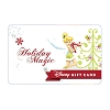 Disney Collectible Gift Card - Tinker Bell - Holiday Magic